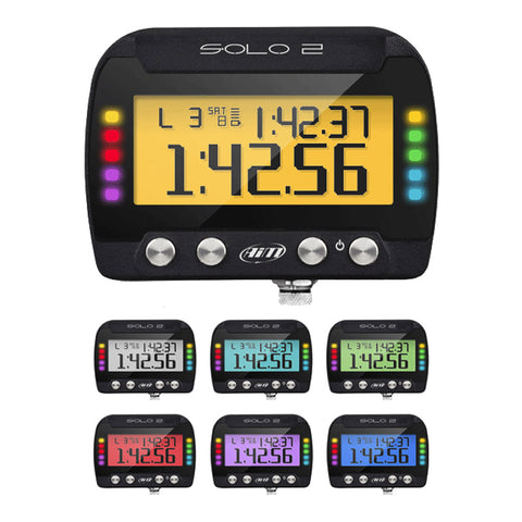 AiM Solo 2 | Solo 2 DL GPS Lap Timer and Data Logger