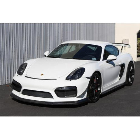 987 GT4 APR Performance Factory Wing Extension Kit