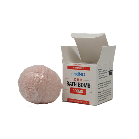 cbdMD Bath Bombs 100mg