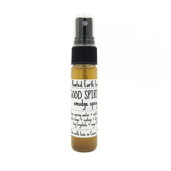 Good Spirits Smudge Spray - 1 oz