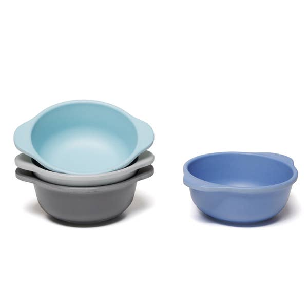Cruise Bamboo Snack Bowl Set