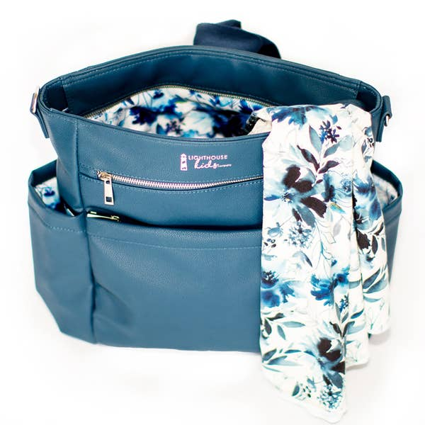 The Artist Convertible Bag - Indigo Girl
