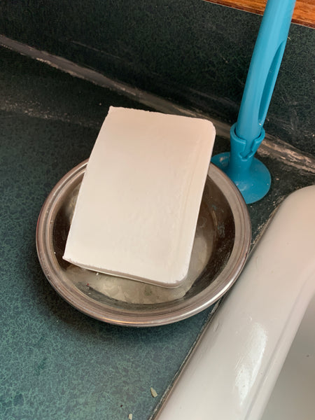 Zero Waste Dish Washing Block® - Dish Soap