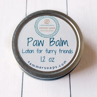 Paw Balm Lotion for Furry Friends