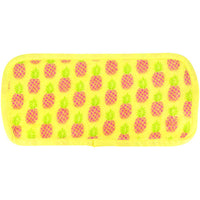 Pineapple Print MakeUp Eraser (w/bonus bag)