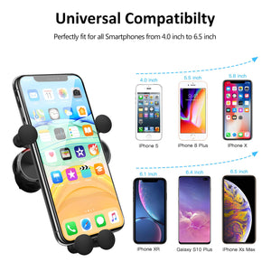 Graviton Phone Mount