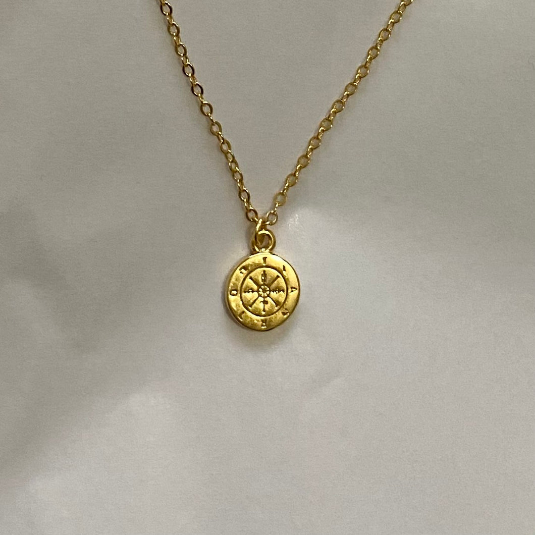 The Atlas Necklace