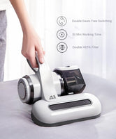 Dual Power Cordless UV Vacuum (w/ Double HEPA Filter)