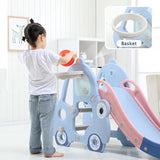 Foldable Big Slide for Toddlers