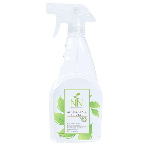 Nature to Nurture Multi Surface Cleaner 510ml
