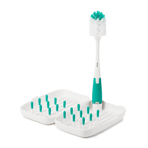 Oxo Tot On The Go Drying Rack (Teal)