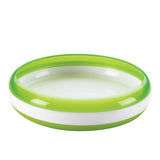 Oxo Tot 4pcs Feeding Set (with spoon, fork, plate and bowl)- Green
