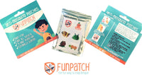 Funpatch Anti-Mosquito Patches - 60 patches per box