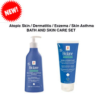 Sensitive Skin Bath and Skin Care set (Atopic Skin/ Eczema/ Skin Asthma)