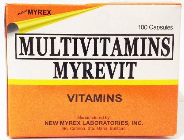 Multivitamins Myrevit