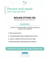 Biolane Styling Hair Gel 100ml