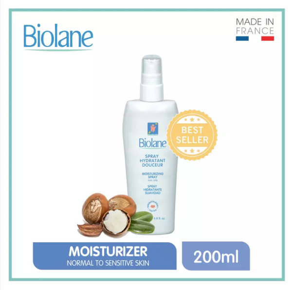 Biolane Moisturizing Spray 200ml