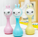 Alilo Smarty Shake and Tell Rattle (2 colors)