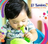 Silicone Weaning Spoon (4 colors)