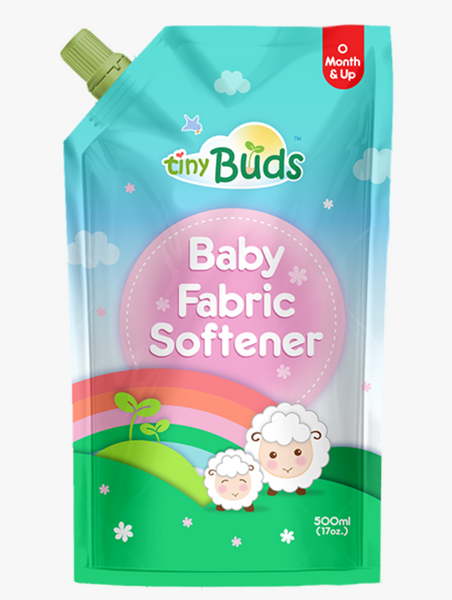 Tiny Buds Natural Fabric Softener 500ml