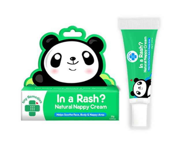Tiny Buds Natural Diaper Rash Cream