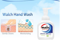 Walch Foaming Antibacterial Hand Wash 300ml