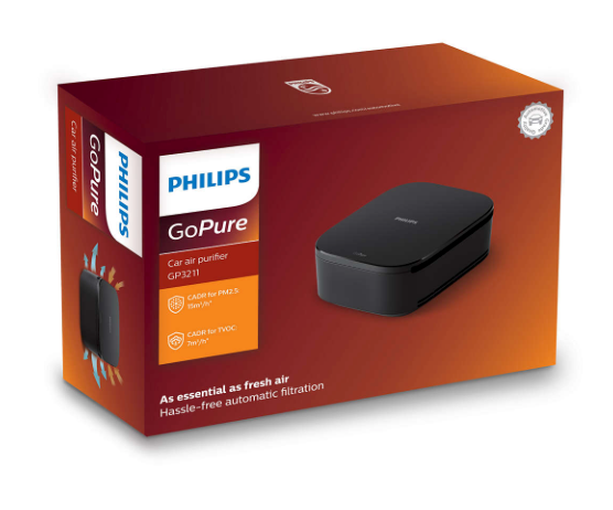 Philips GoPure GP 3211 Car Air Purifier