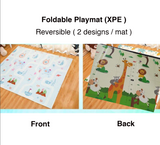 MMPH Foldable Playmat