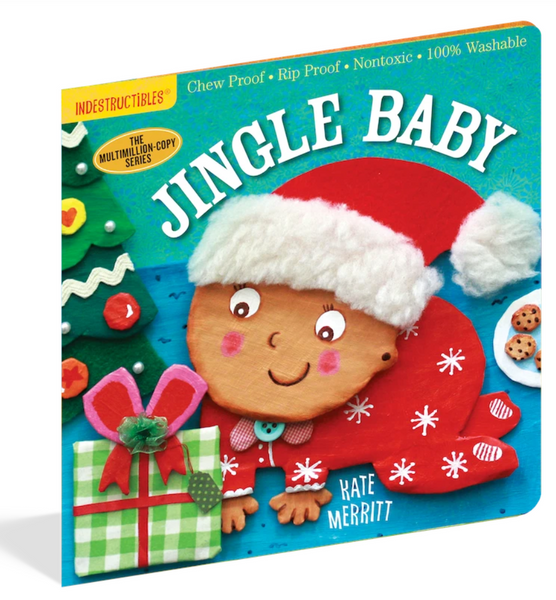 INDESTRUCTIBLES BOOK: Jingle Baby