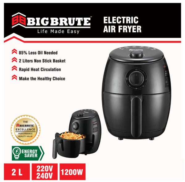 Big Brute Air Fryer 2.0L