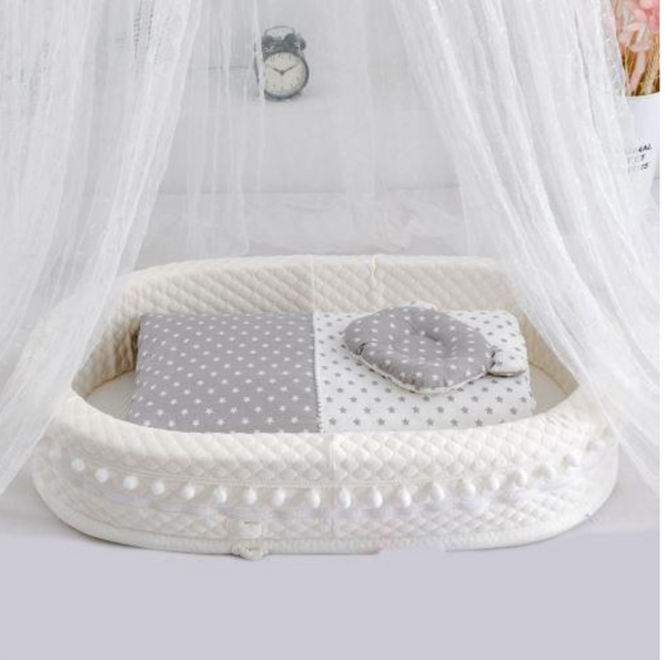 Little Hullie Baby Nest (Antibacterial & Waterproof) (Pre-order)