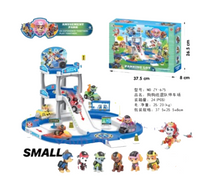 PAW Patrol Parking Lot Fun House (SMALL)