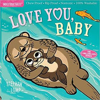 INDESTRUCTIBLES BOOK: LOVE YOU, BABY
