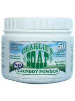 CHARLIE'S Laundry Powder 600g (40 loads) (P9.5/wash)