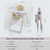 Cleon High Chair