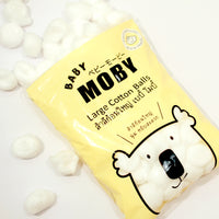 Baby Moby Large Cotton Balls