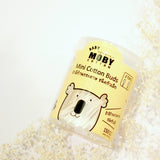 Baby Moby Mini Cotton Buds (150 sticks)