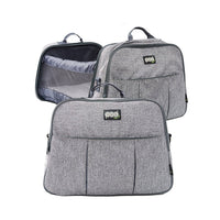 Bizzi Growin POD Travel Bag- Gray (for pre-order)
