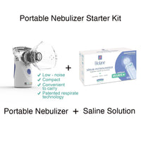 Portable Nebulizer Starter Kit