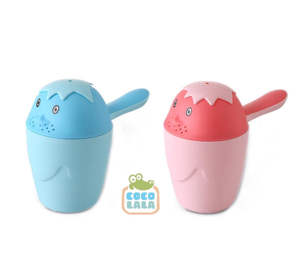 Baby Rinse Cups- Pink