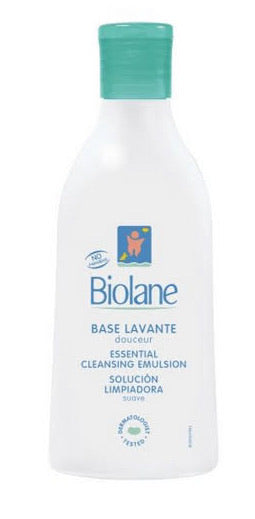 BIOLANE ESSENTIAL CLEANSING EMULSION