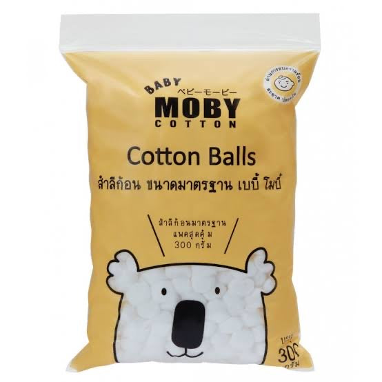 Baby Moby Standard Cotton Balls
