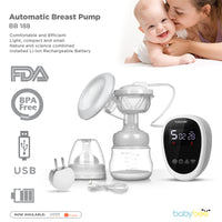 Babybee AUTOMATIC BREAST PUMP BB188