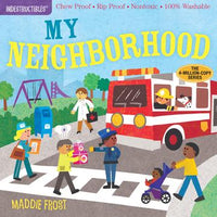 INDESTRUCTIBLES BOOK: MY NEIGHBORHOOD