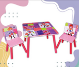Table and Chair Set (4 designs)