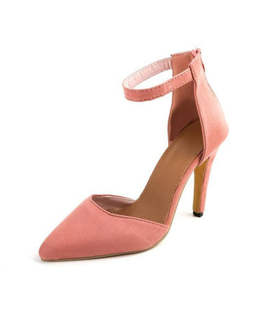 Fashion Ankle Strap Stiletto Pumps