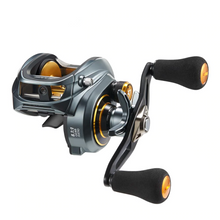 Load image into Gallery viewer, Mega 300 Low Profile Baitcasting Fishing Reel 15KG Max Drag 8+1 Bearings