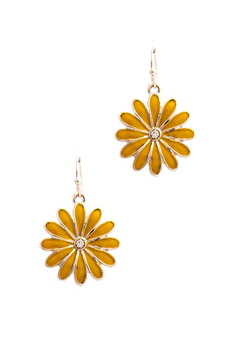 Chic Trendy Flower Earring