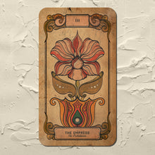 Load image into Gallery viewer, Botanica Oculta Tarot Deck Antique Edition 78 Cards Pre-Order