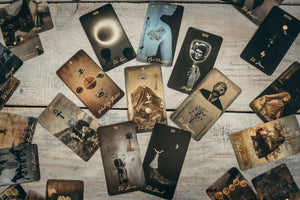 Tarot of Unknown Shadows Gold Edition